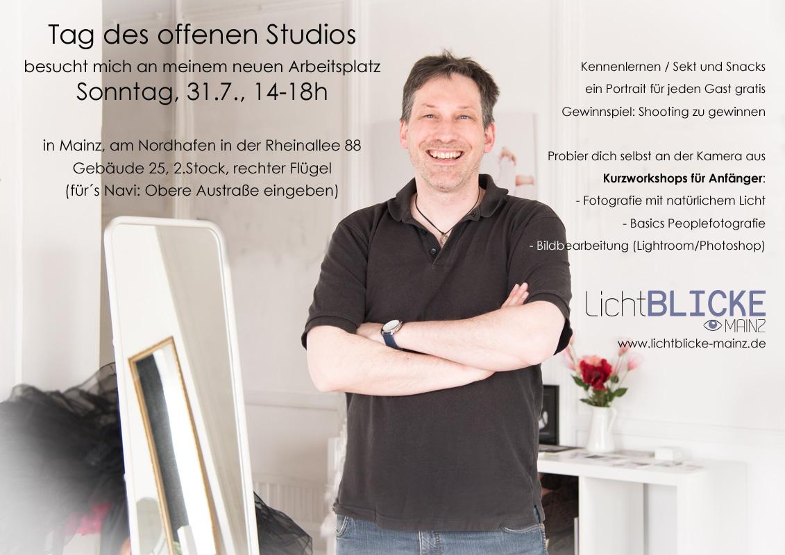 Neues Studio Rheinalle 88 Gebäude 25