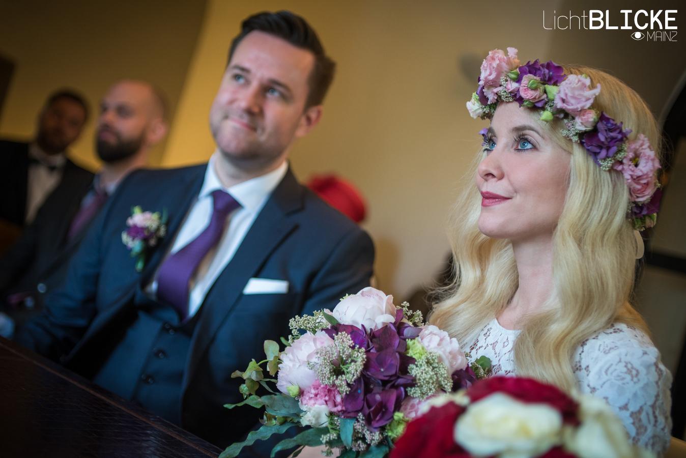 Hoch-Zeit für Hochzeiten…