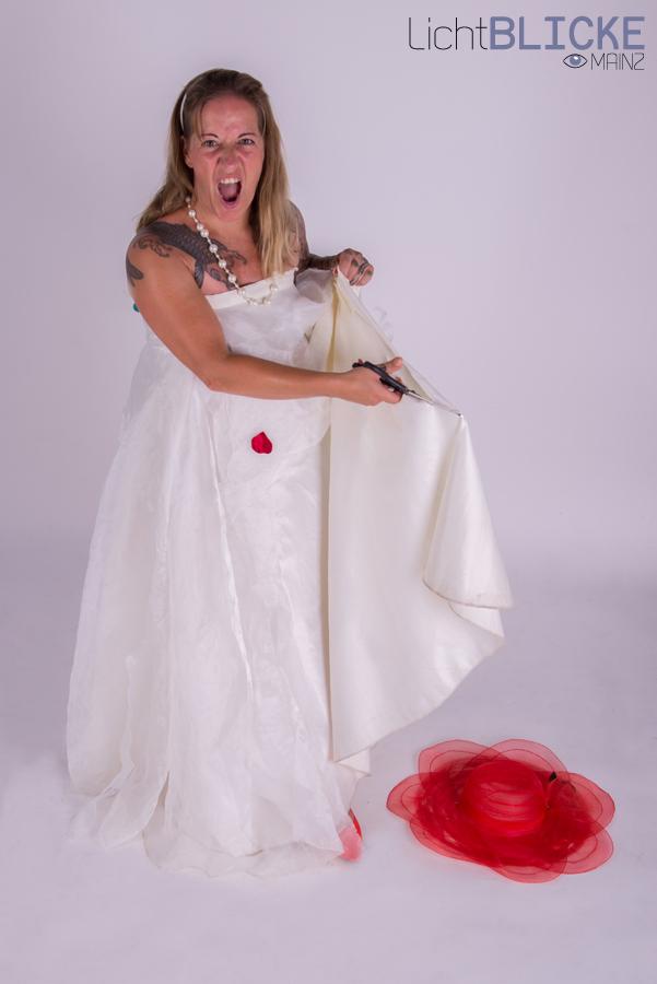 Trash-the-Dress…